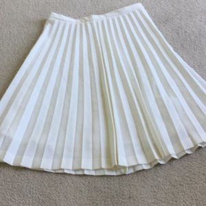 Kate Hill pleated skirt